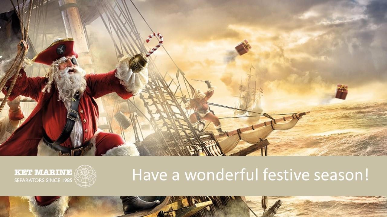 Have a wonderful festive season!